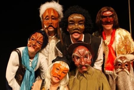 Masks Group Picture