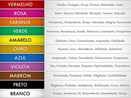 As cores na Publicidade