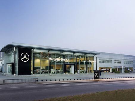 A Nasamotor | Mercedes Benz está connosco!