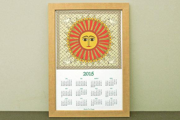 bright sun calendar