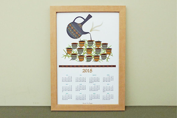 coffee time calendar