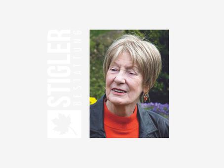 Maria Wiesinger