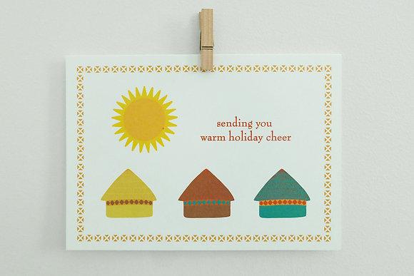 warm cheer