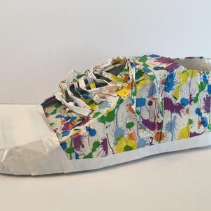 Duct Tape Sneaker