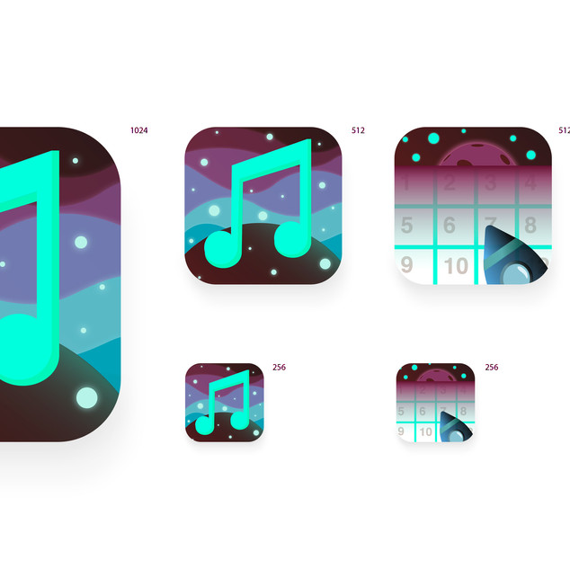 Galactic Apps