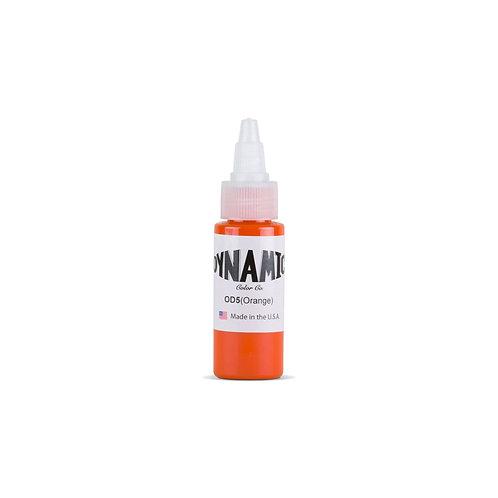 Dynamic Ink - OD5 Orange