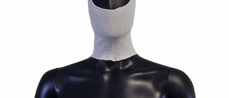 Full Face Cover White  - 141012