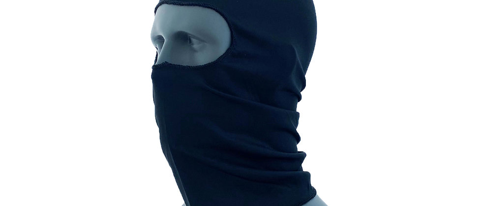 Full Face Cover Black - 141012BK