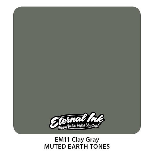 Eternal Ink - EM11 Clay Gray