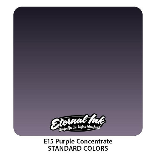 Eternal Ink - E15 Purple Concentrate