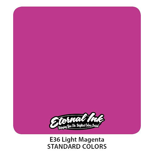 Eternal Ink - E36 Light Magenta