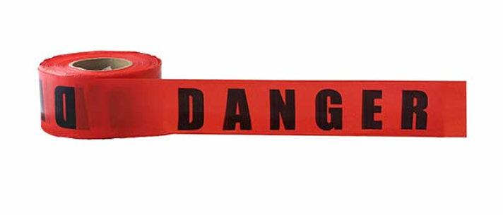 DANGER Barricade Tape - DT2