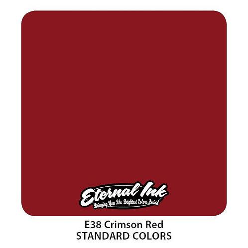 Eternal Ink - E38 Crimson Red