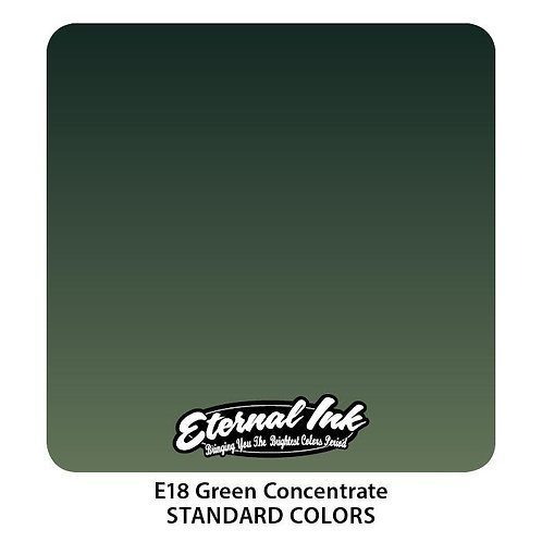 Eternal Ink - E18 Green Concentrate