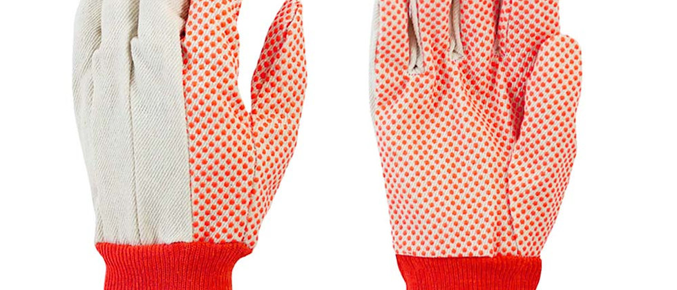 Red PVC Dots - T2078RED