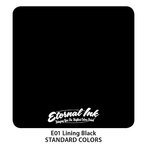 Eternal Ink - E01 Lining Black