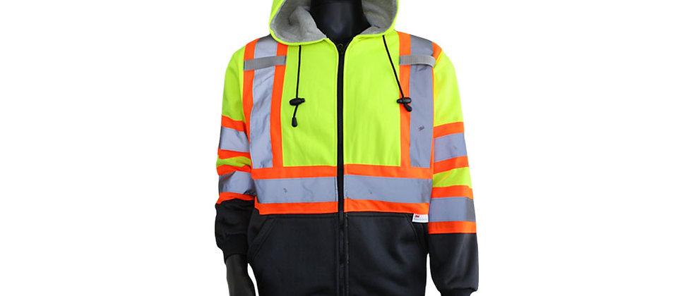 Class 3 Full Zip Sweatshirt - AT8374B