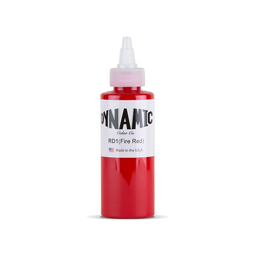 Dynamic Ink - Fire Red RD1