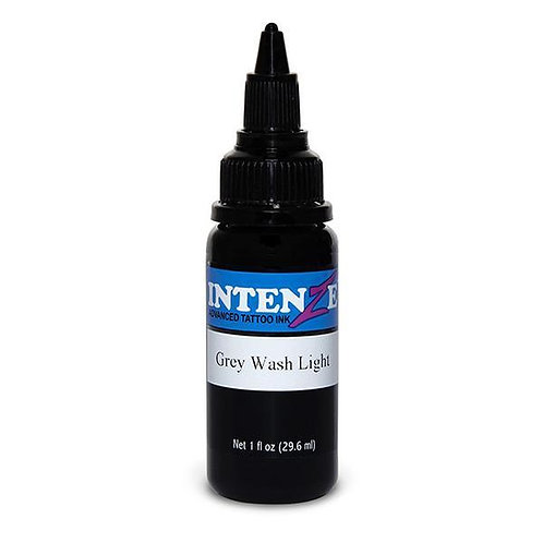 Intenze Ink - Gray Wash Light