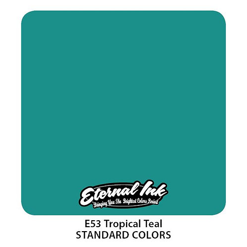 Eternal Ink - E53 Tropical Teal