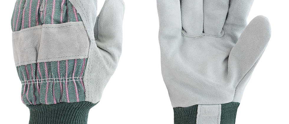 Green/Pink Winter Gloves - 52105
