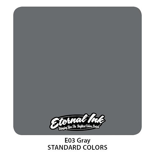 Eternal Ink - E03 Gray