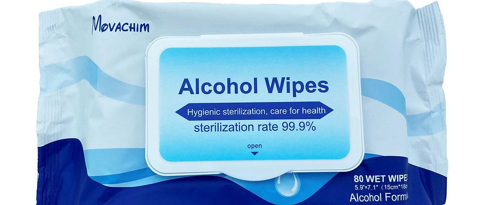 Alcohol Wipes - MF801