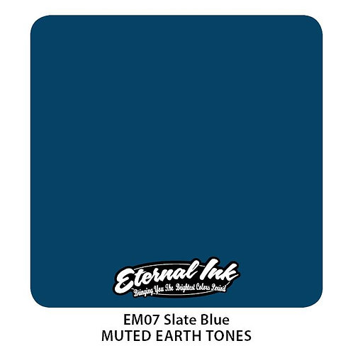 Eternal Ink - EM07 Slate Blue
