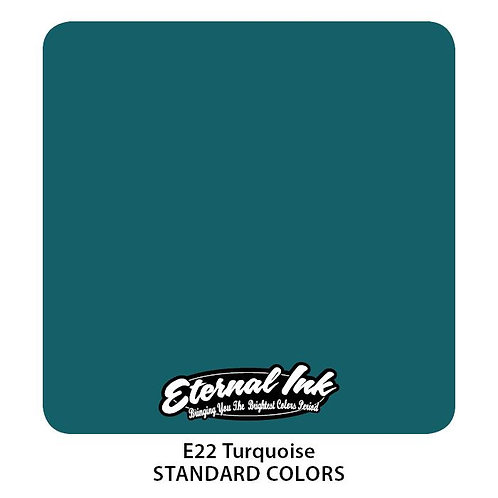 Eternal Ink - E22 Turquoise