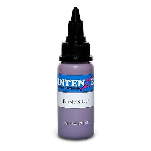 Intenze Ink - Purple Silver