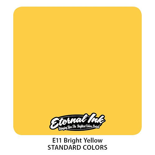 Eternal Ink 11 - Bright Yellow