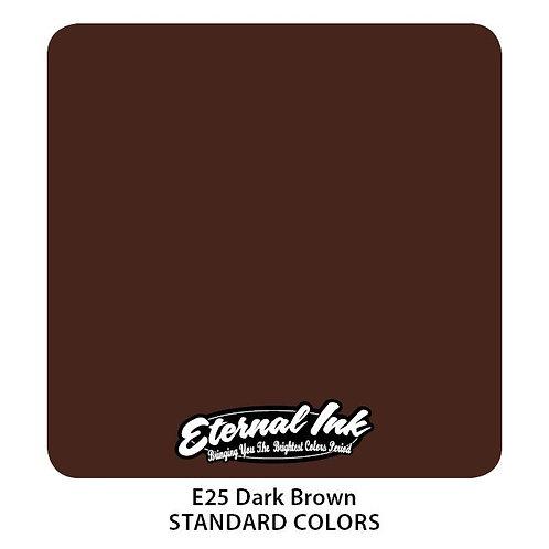 Eternal Ink - E25 Dark Brown