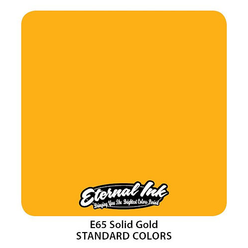 Eternal Ink - E65 Solid Gold