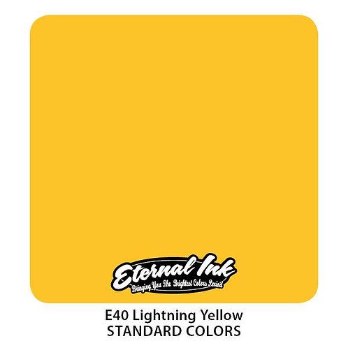 Eternal Ink - E40 Lightning Yellow