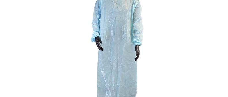 PE Isolation Gown - PEFRR