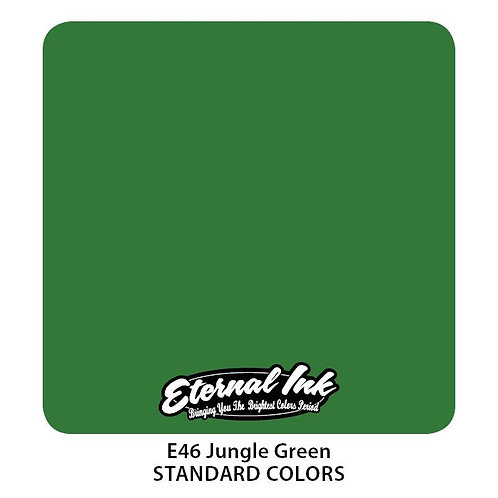 Eternal Ink - E46 Jungle Green