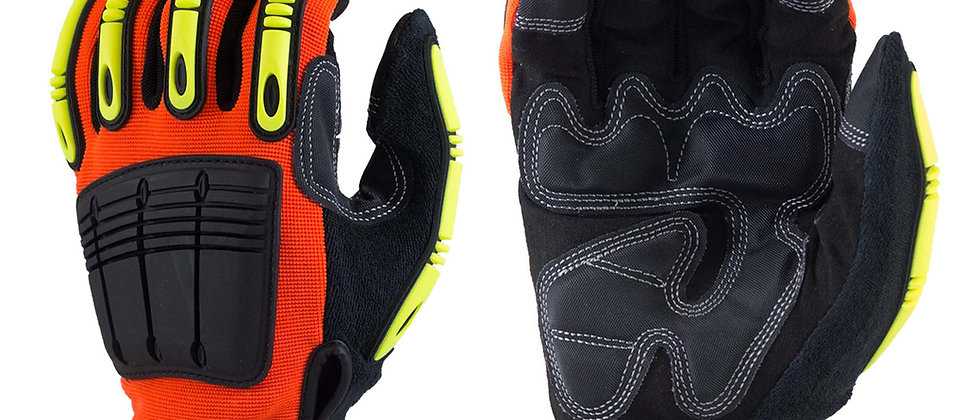Kevlar Sewn Mechanics Glove - K363