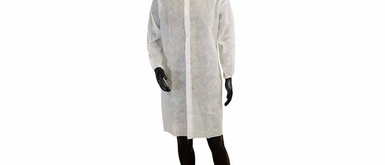 Polypropylene Lab Coat - PW5-LC
