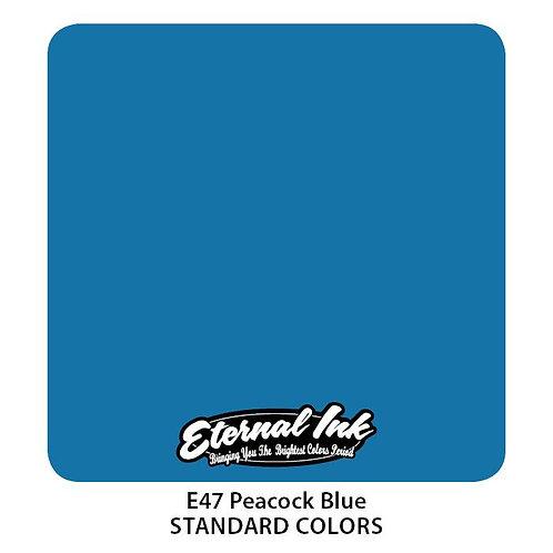 Eternal Ink - E47 Peacock Blue