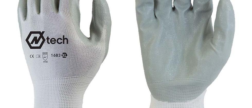N-Tech® Grey Nitrile - 1683