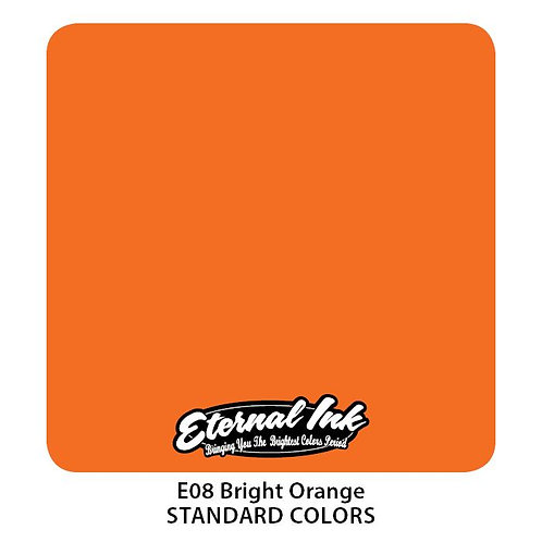 Eternal Ink - E08 Bright Orange