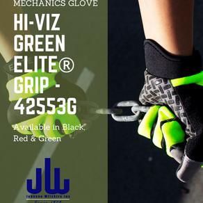 Hi-Viz Elite® Grip Mechanics Gloves