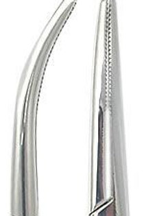 Curved Hemostat Kelly Forceps 5.5''