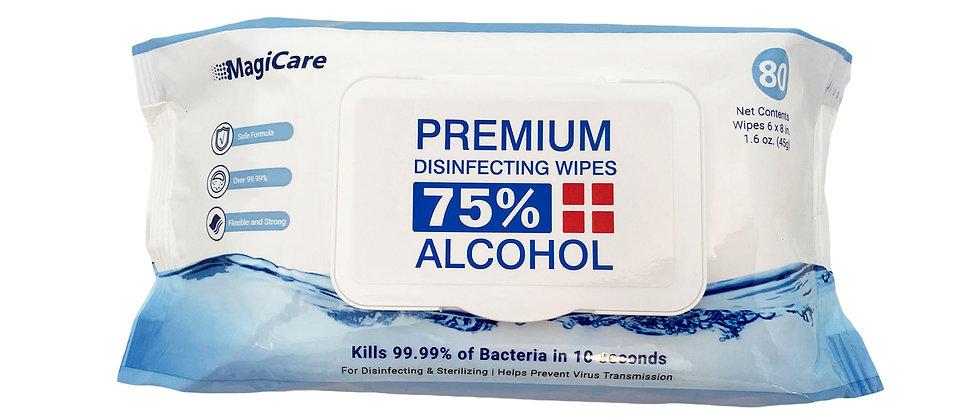 Premium Disinfecting Wipes - 5304280