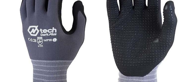 N-Tech Dark Plus® Foam Nitrile - 16715