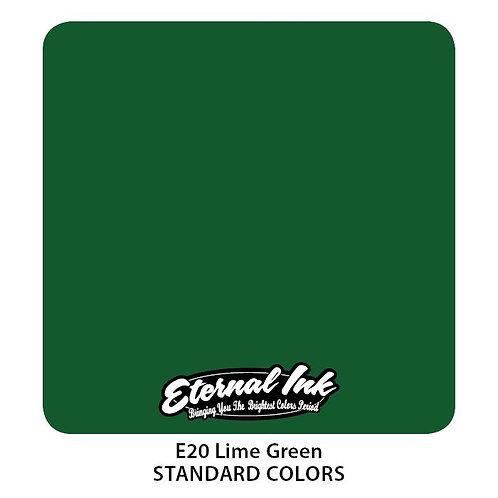 Eternal Ink - E20 Lime Green