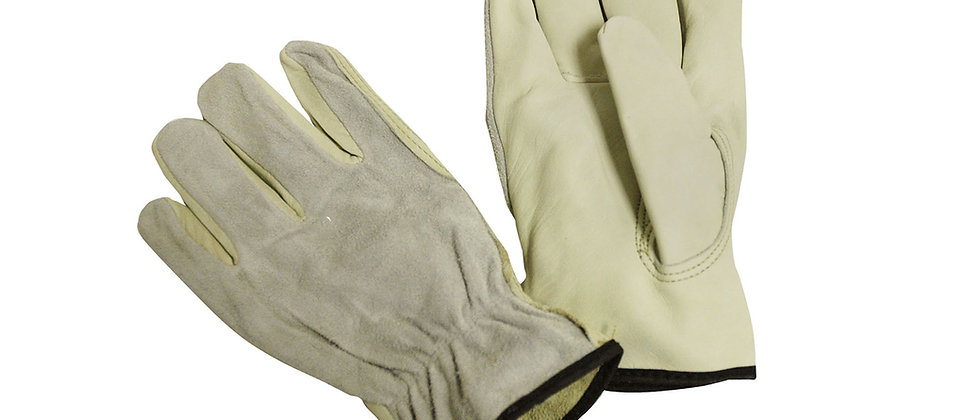 Split Leather Back Drivers Glove - 4710K