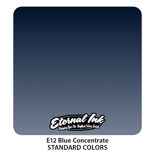 Eternal Ink - E12 Blue Concentrate