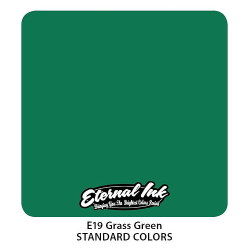 Eternal Ink - E19 Grass Green