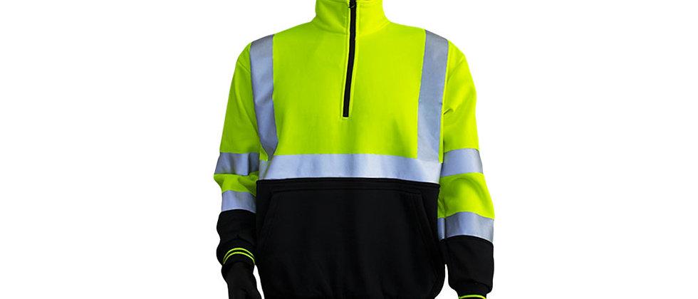 Class 3 Quarter Zip Sweatshirt - A8368B